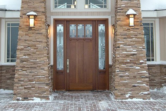 Decorative Front Doors