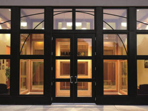 Commercial Security Doors commercial doors | architectural openings & access | entry