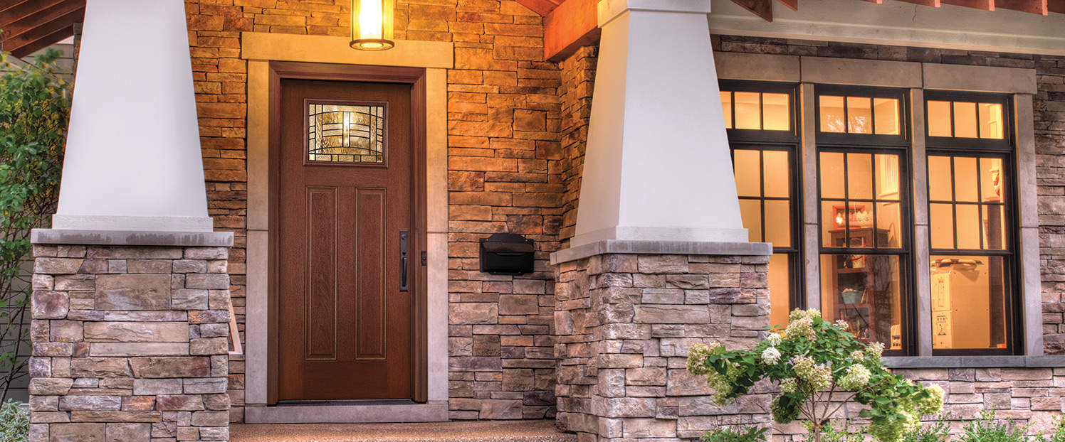 Fiberglass Wood And Steel Entry Doors Which Is Right