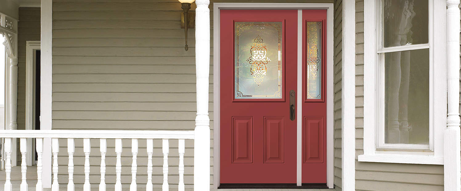 Steel Entry Doors fiberglass, wood, and steel entry doors: which is right for your