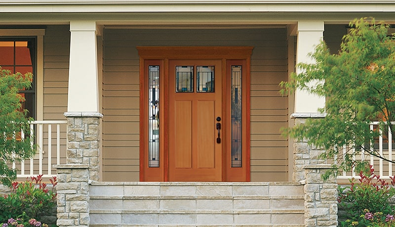 Fiberglass Wood Steel Doors Which Right