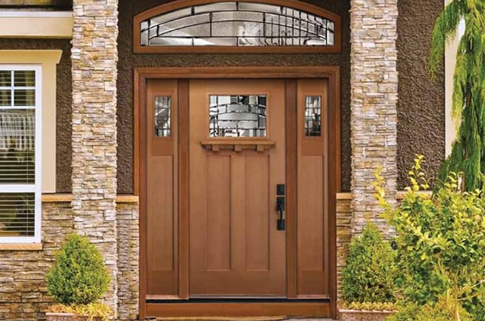 A New Front Door: One of the best investments West Michigan ... Cost Of Entry Doors on